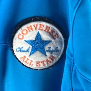 Converse Jackets & Coats - Boys converse size large